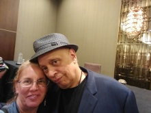 with Walter Mosley
